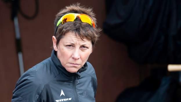 Cherie Pridham: directora deportiva de Israel Start-Up Nation sobre 'liderar el camino' para las mujeres en el ciclismo