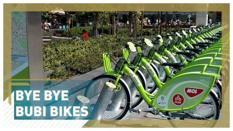 Decision to temporarily close Budapest bike scheme criticized