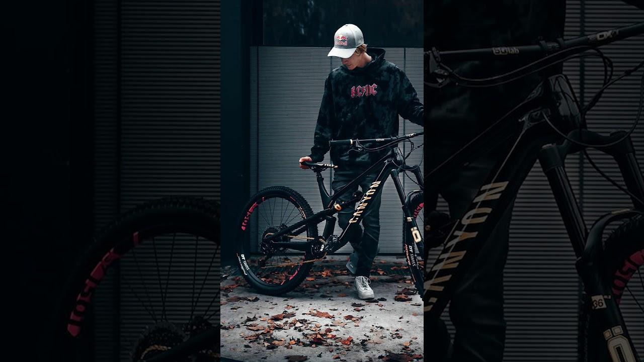 ⚡ Fabio Wibmer NEW 2021 Bike 🔥