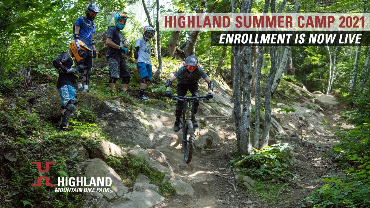 Spend Your Summer at America's Bike Park – Highland Mountain Bike Park Summer Camps