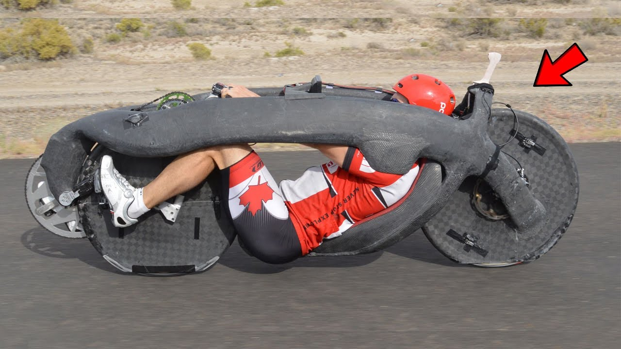 दुनिया की 05 सबसे अजीबो – गरीब साइकिल   05 Crazy Bikes You Have To See To Believe