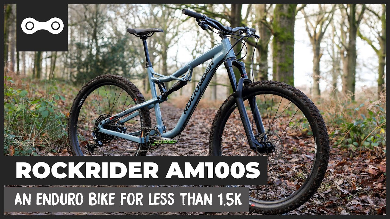 First Look – Rockrider AM100s | An enduro ready bike for less that 1.5k