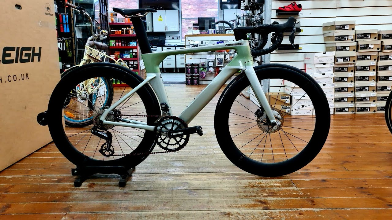 Joe's Cycling Reviews – Bike Of The Year 2020 – Cannondale SystemSix Ult Di2