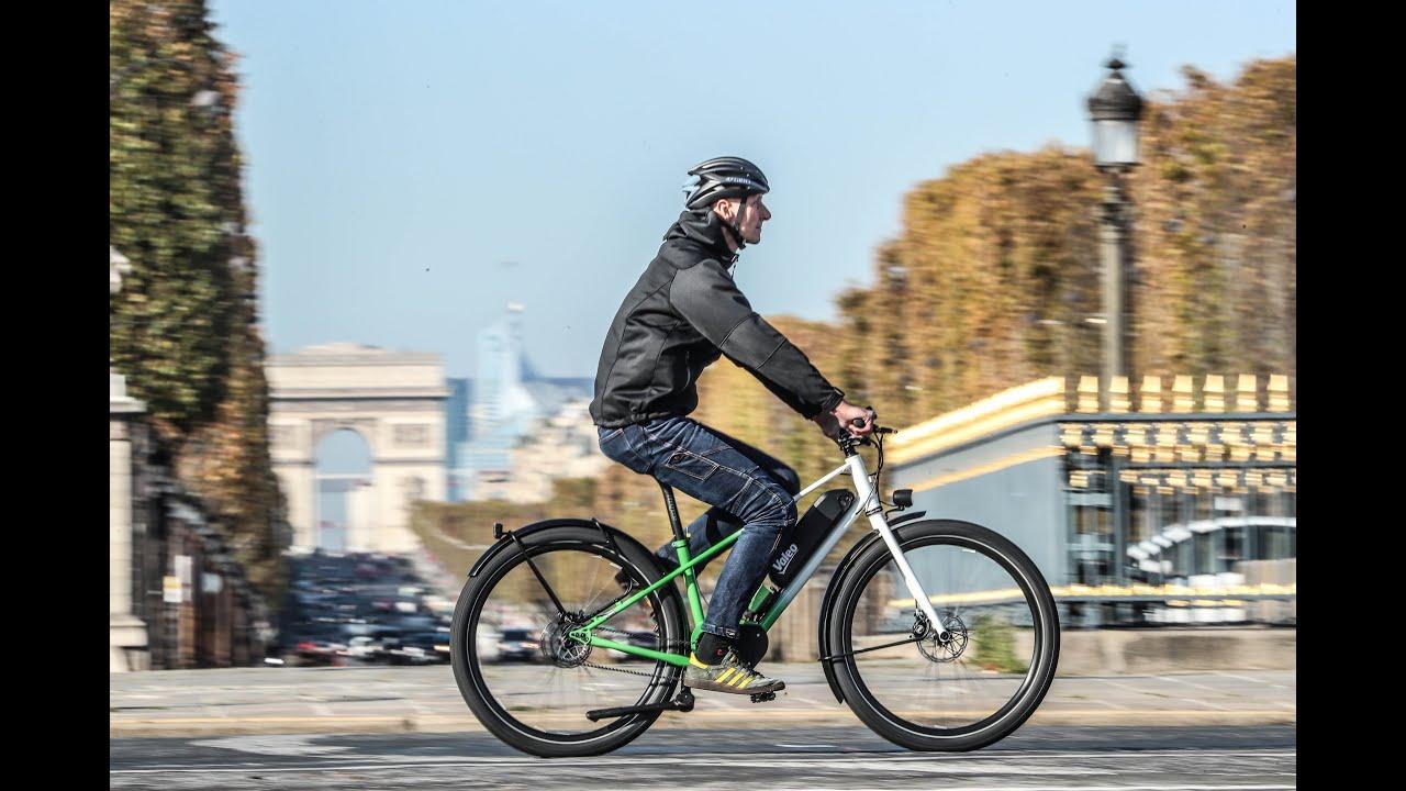 #SmartElectricBiking : la technologie Valeo Smart e-Bike System s'adapte aux vélos de ville