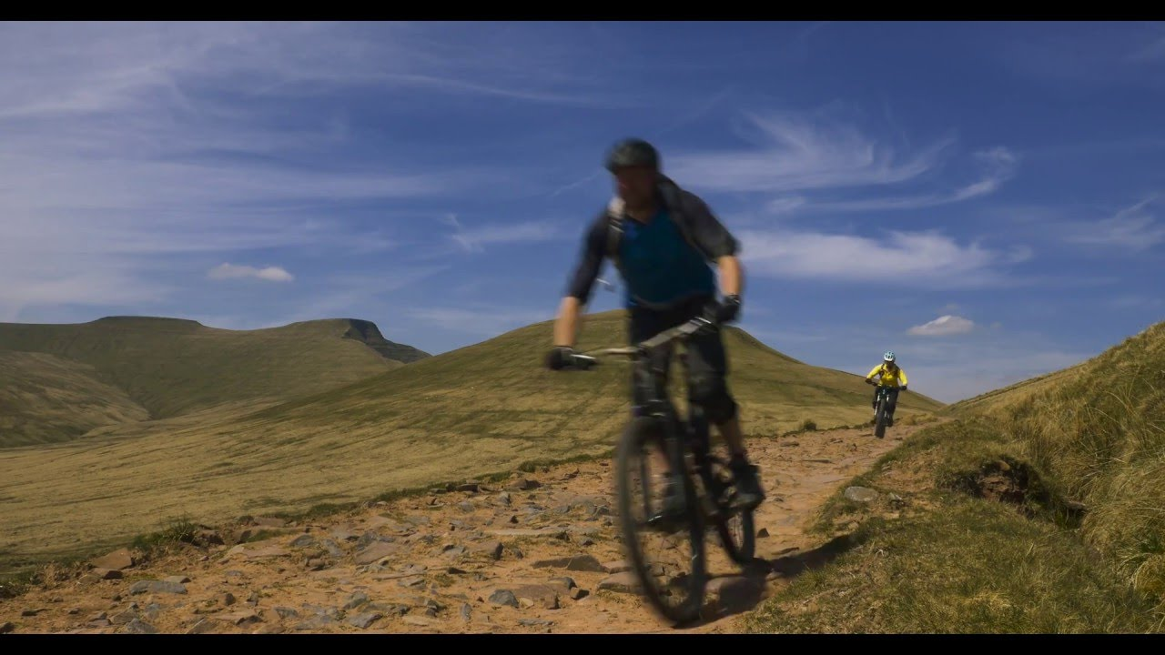 MBWales: Mountain Biking in the Brecon Beacons