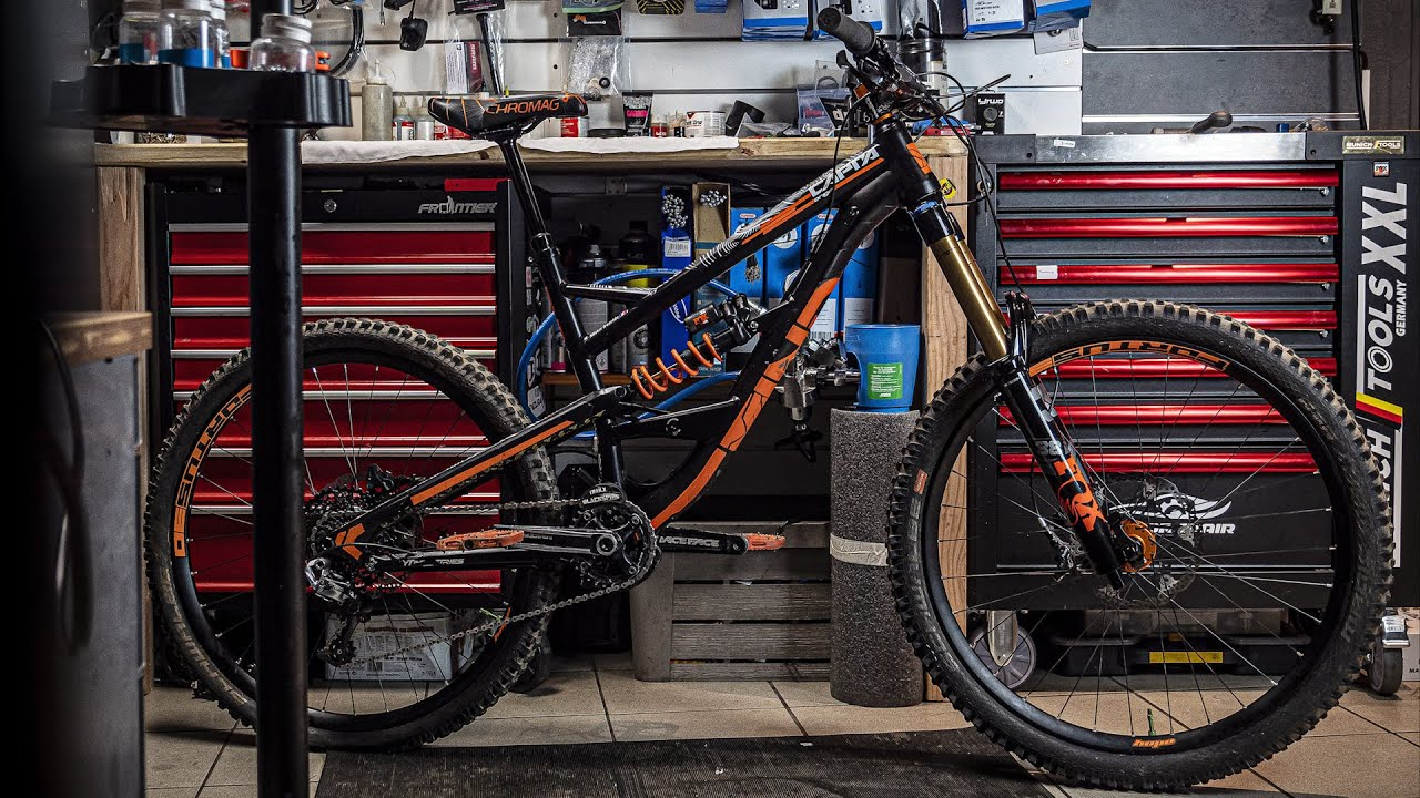 DREAM BUILD FOX 38 feat KF Bike shop