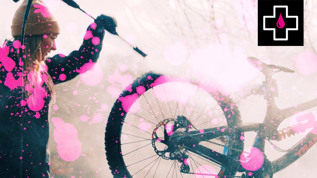 Introducing the World's First Pressure Washer for Bikes // Muc-Off