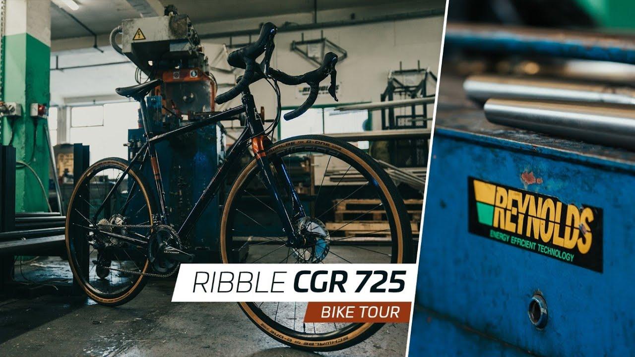 Ribble Cycles | CGR 725 | All-terrain bike | Cross Gravel Road