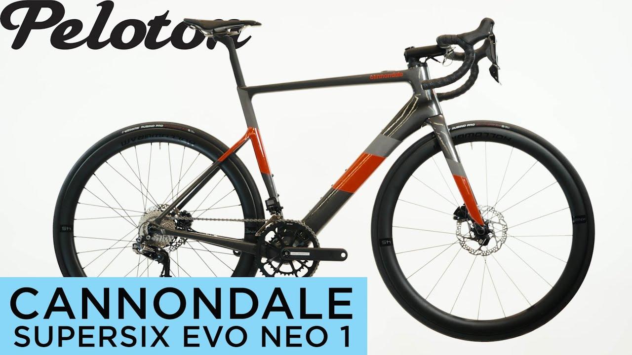 Cannondale SuperSix EVO Neo 1: A Sleek eRoad Bike