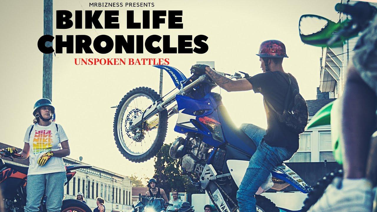 """Bike Life Chronicles """"Unspoken Battles"""" Official Trailer"""