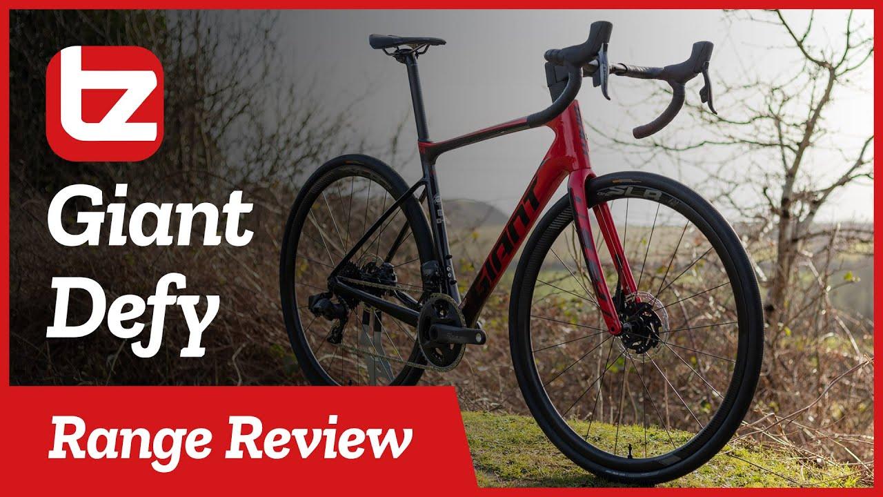 Giant Defy | Range Review | Tredz Bikes