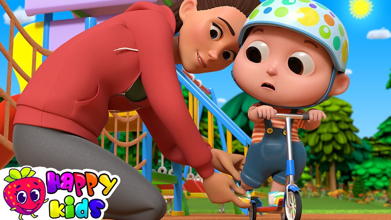 Baby  You Can Ride a Bike  Song 2 | Baby Song | Cartoon | Nursery Rhymes & Kids Song
