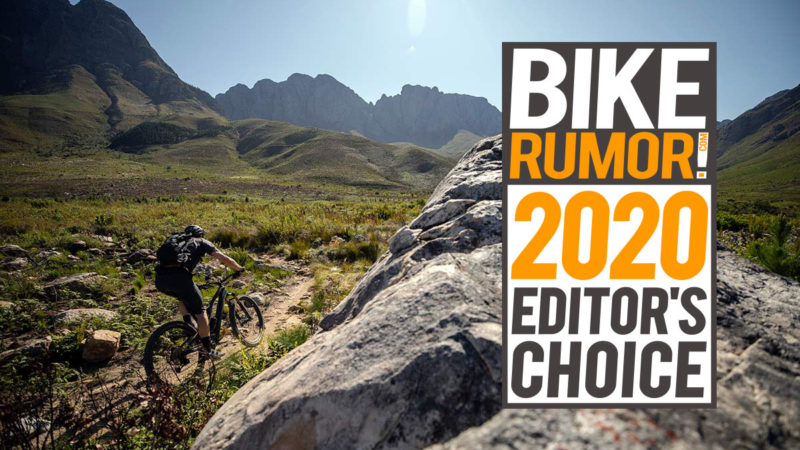 Bikerumor Editor's Choice Awards 2020 – Tyler's Best Bikes & Gear Picks