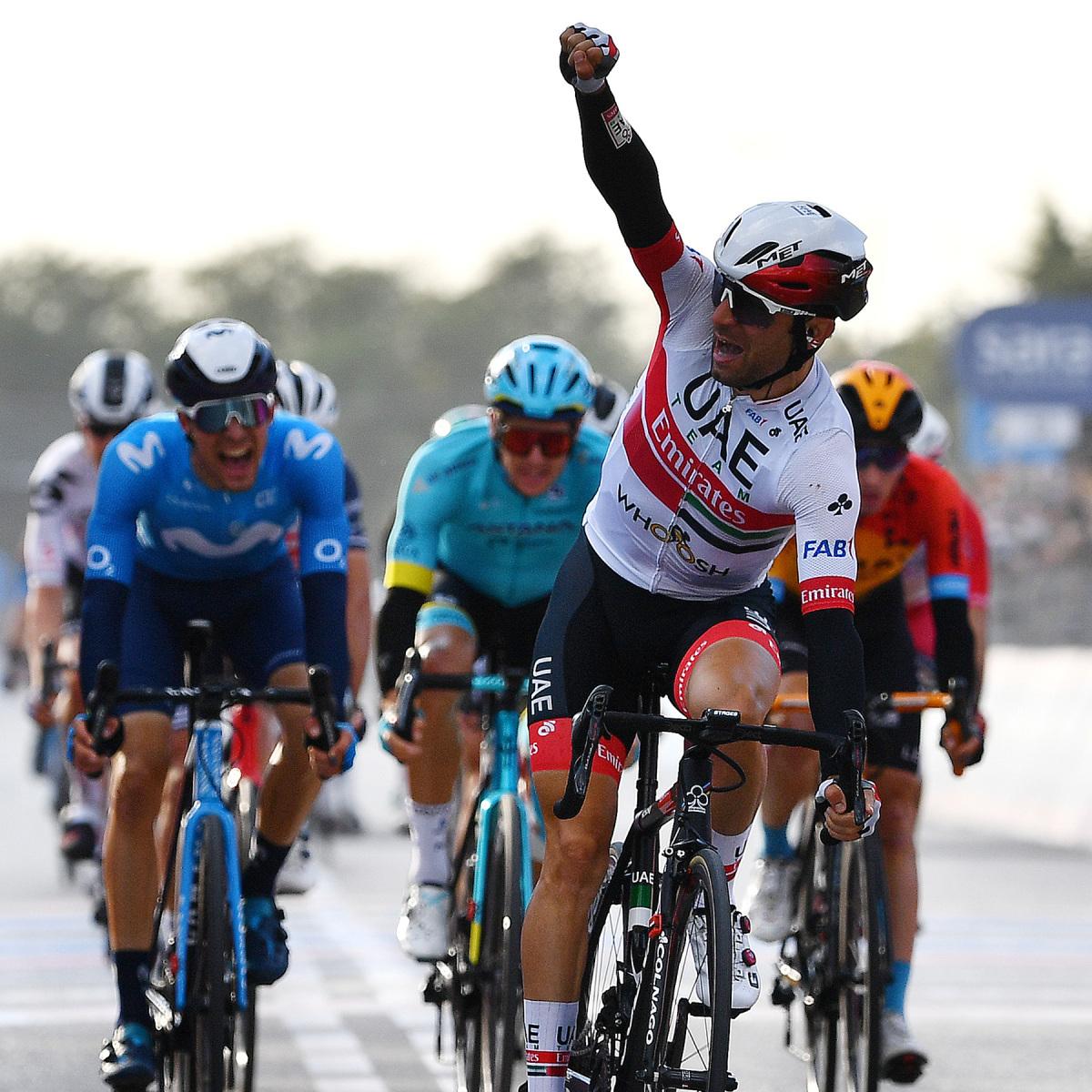 Diego Ulissi OK, um das Training wieder aufzunehmen, Caja Rural dankbar für die Rückkehr von Vuelta – VeloNews.com