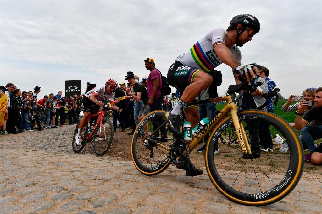 Peter Sagan's Paris-Roubaix winning S-Works Roubaix stolen from Specialized headquarters