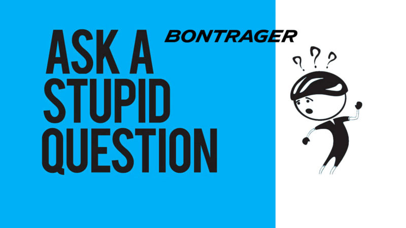AASQ Callout: Saddling up indoors? Ask Bontrager anything on saddle setup for indoor training!