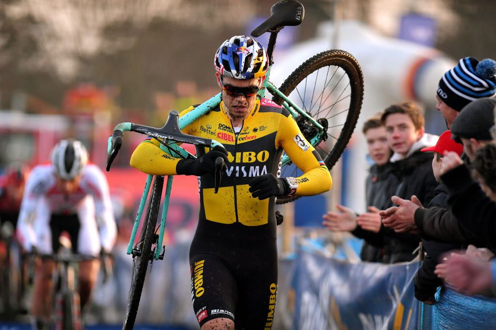 Wout van Aert takes his first season win at X2O Trophy Herentals