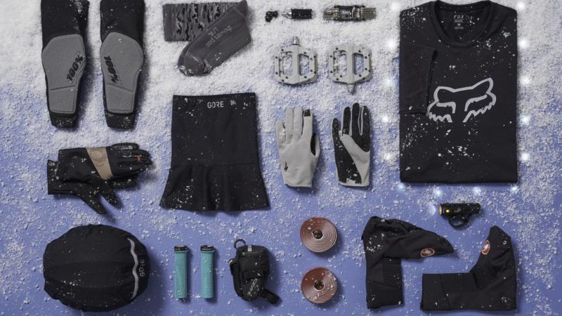12 Days of Savings: Gifts for Every Cyclist