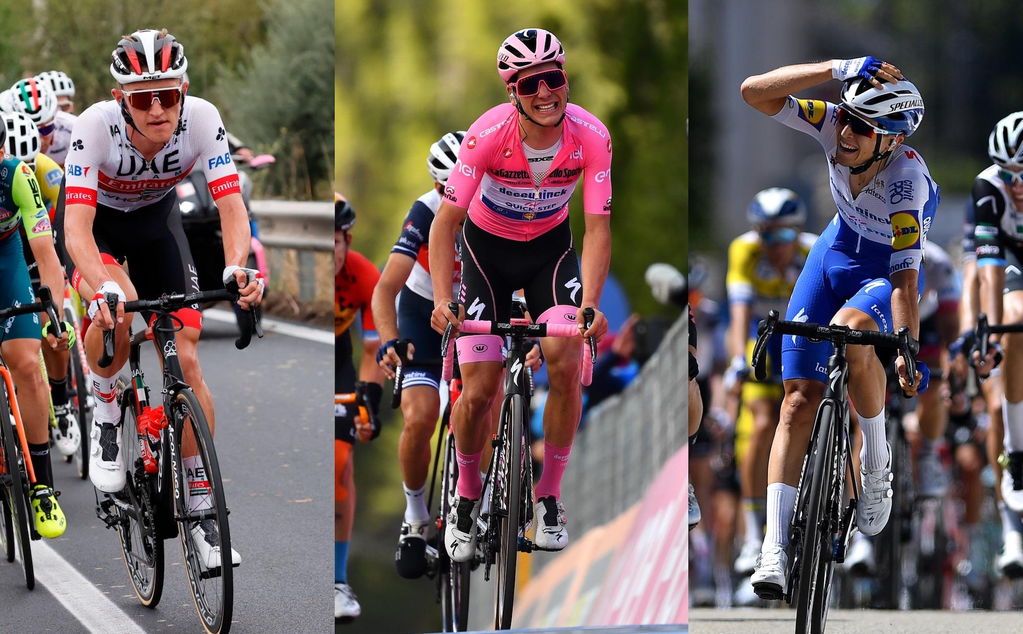 Five top men's WorldTour neo-pros of 2020