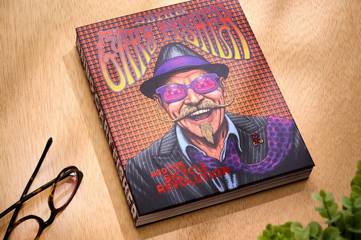 L'icône du cyclisme Gary Fisher publie Autobiography The Bicycle Revolution