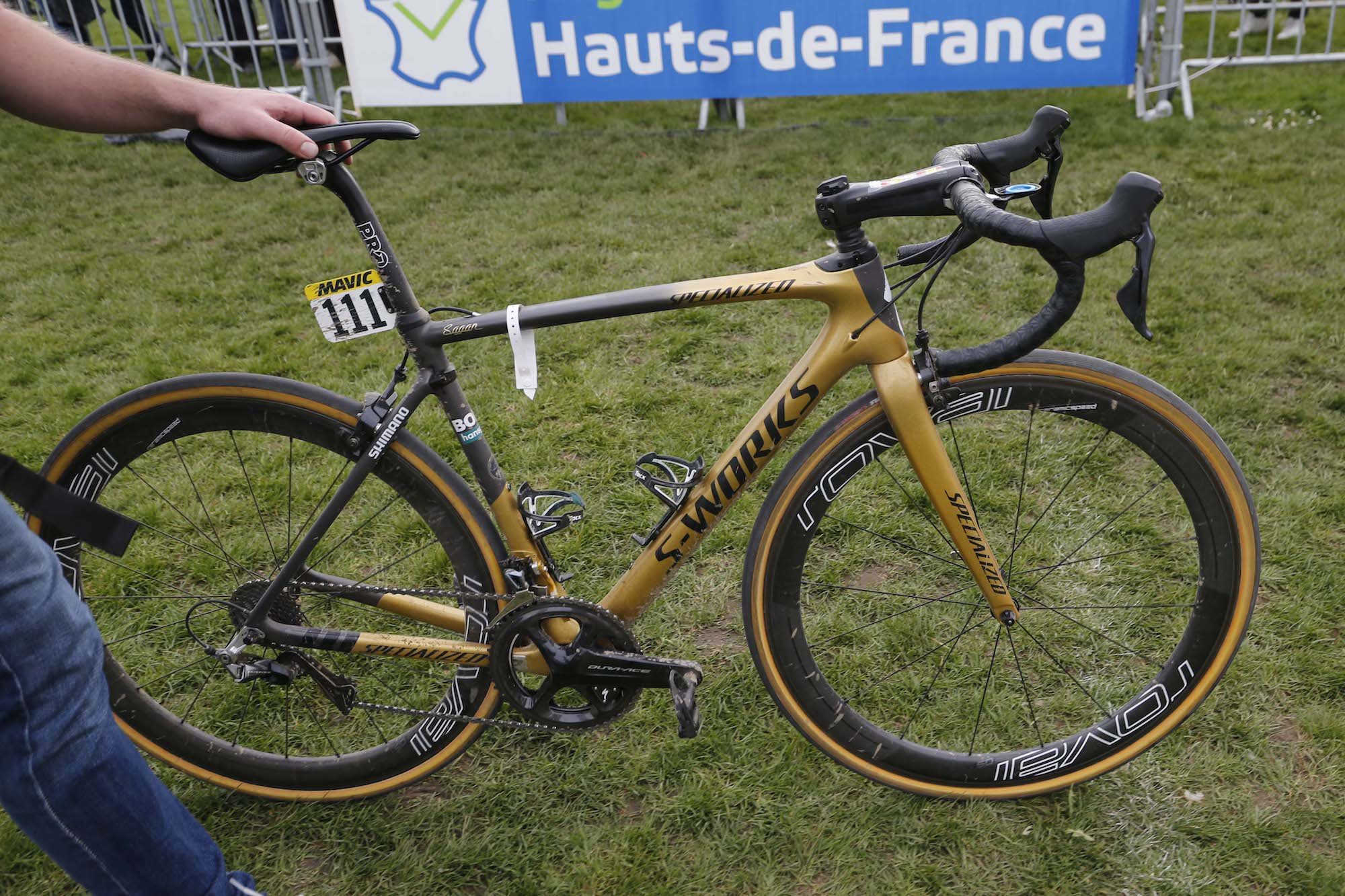 Thieves break into Specialized HQ and steal $160,000 worth of bikes, including Peter Sagan's Paris-Roubaix-winning machine
