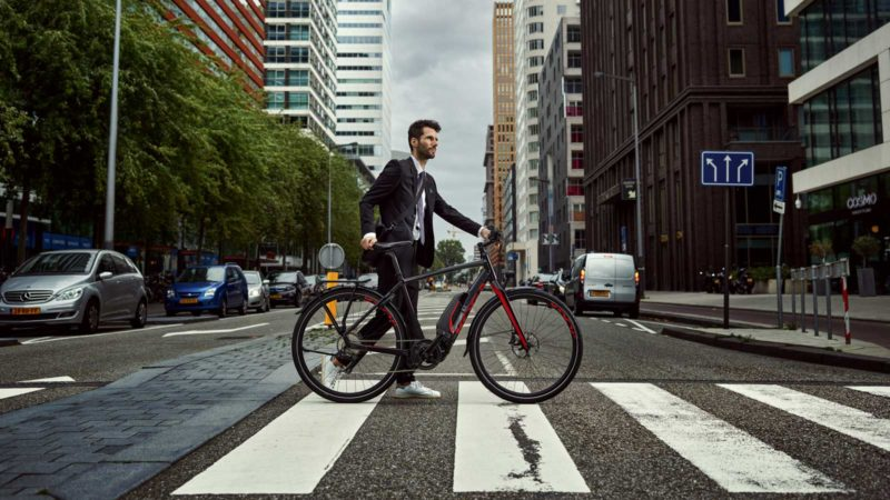 Bikes projected to outsell cars in Europe two-to-one by 2030
