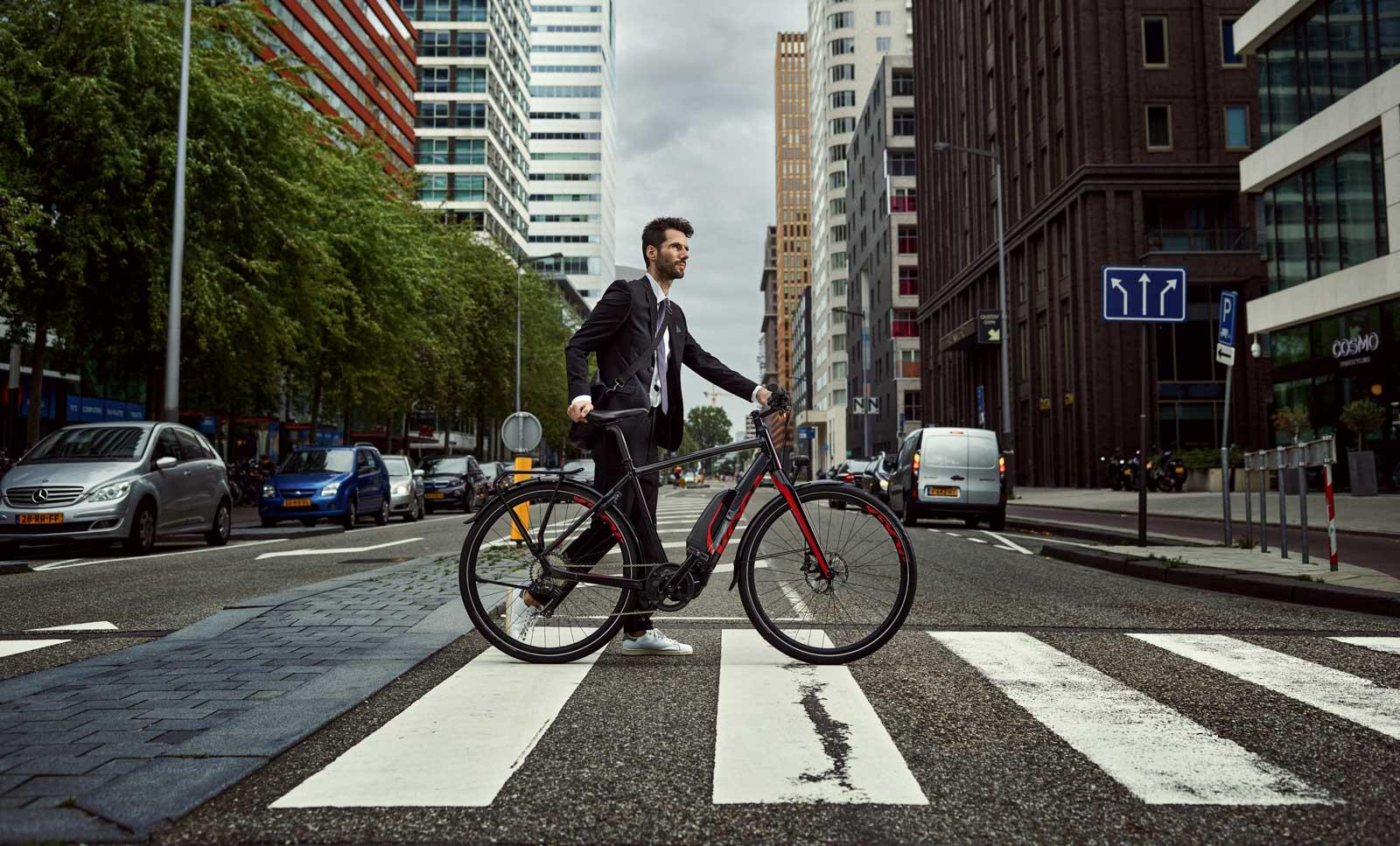 Se prevé que las bicicletas superen en ventas a los coches en Europa en dos a uno para 2030