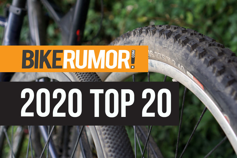 Top 20 stories of 2020: Our most popular posts about Tires, Road, MTB, e-bikes, Vans & more