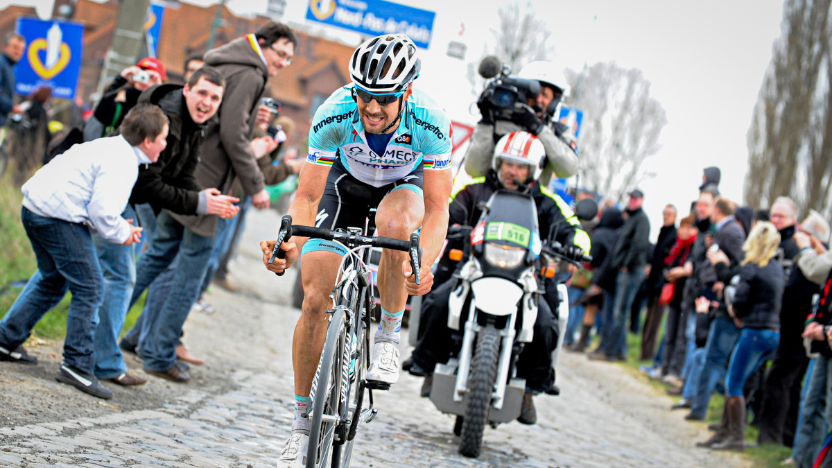 Tom Boonen and his final Paris-Roubaix win in 2012 – VeloNews.com
