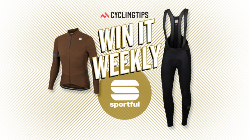 Win it Weekly: Win a Sportful kit