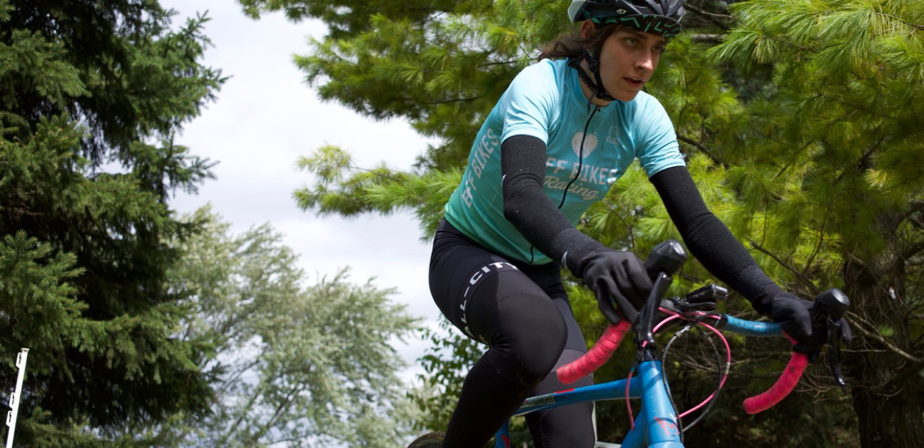 How Cyclocross Racer Austin Killips Works Through Hormonal Imbalance to Get Faster