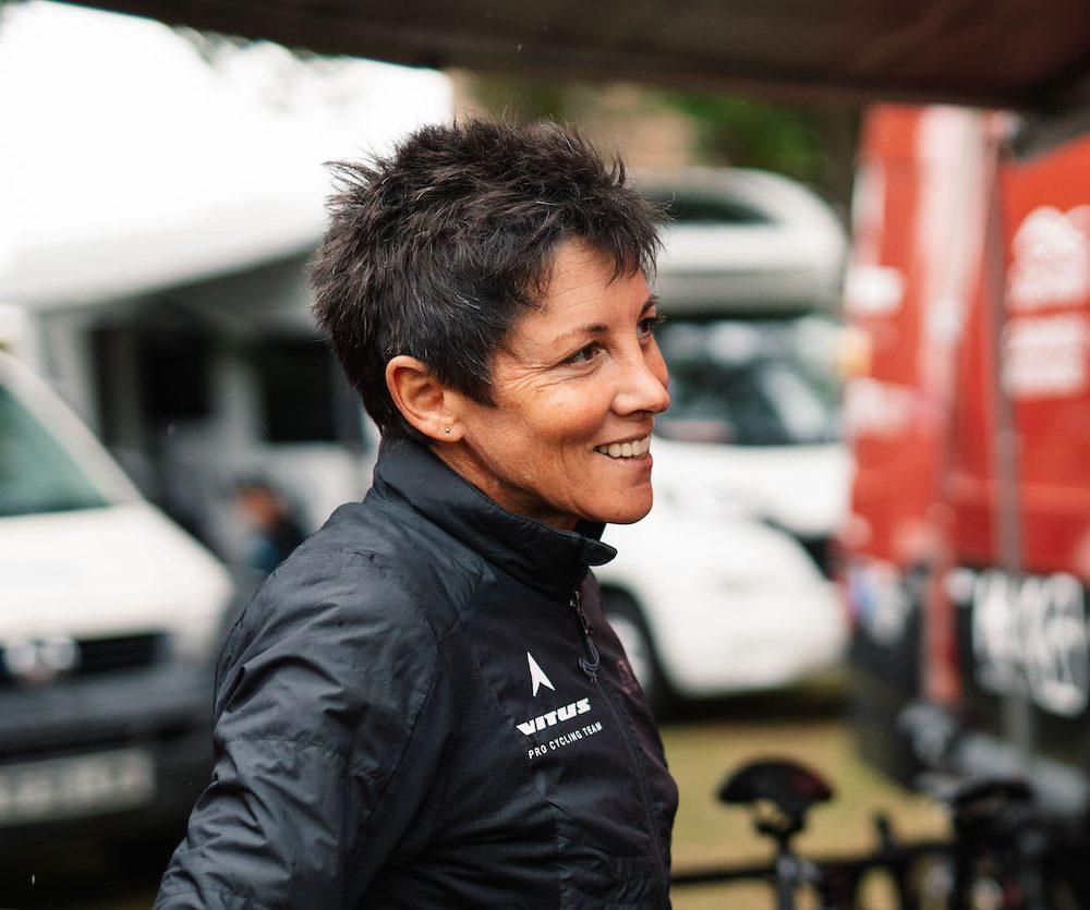Israel Start-Up Nation udnævner den første kvindelige sportsdirektør på WorldTour – VeloNews.com