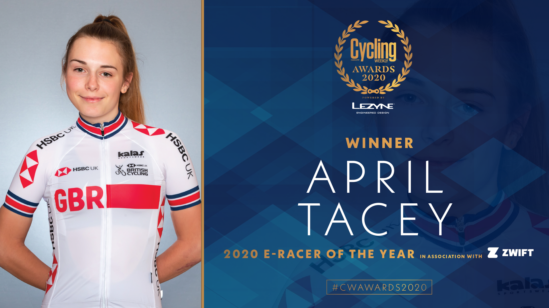 April Tacey: What it takes to win a Virtual Tour de France stage