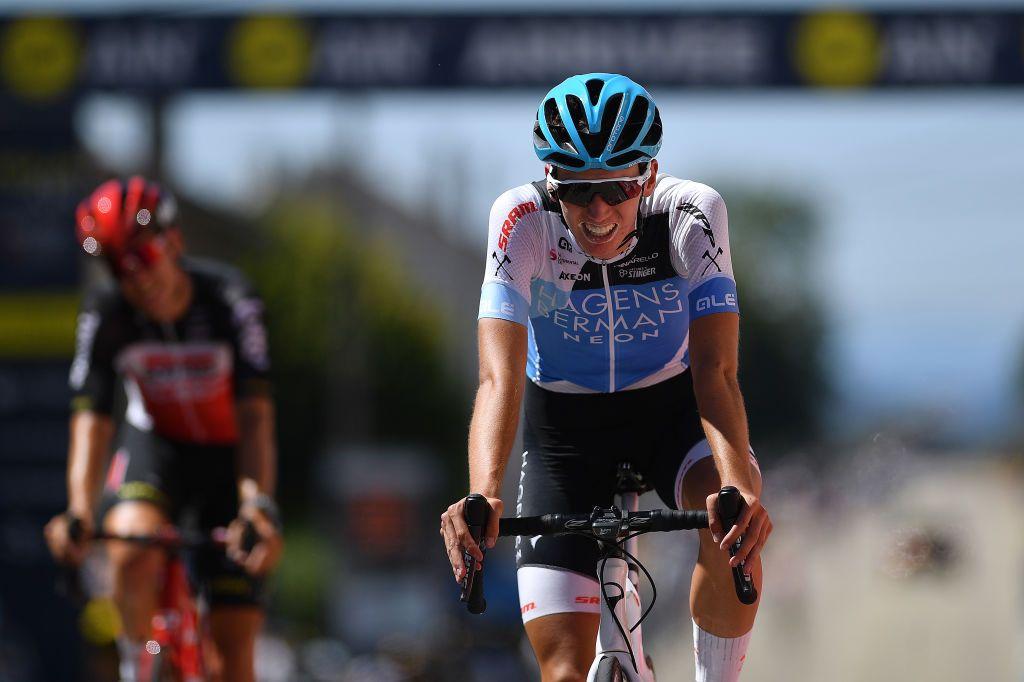 Alpecin-Fenix fügt den amerikanischen U23-Fahrer Edward Anderson für 2021 hinzu