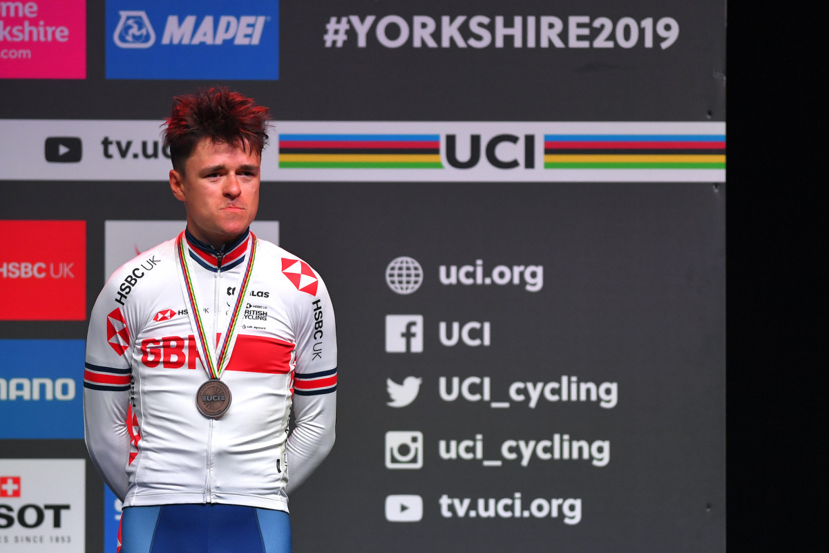 'I want to become world champion in all three disciplines' – VeloNews.com