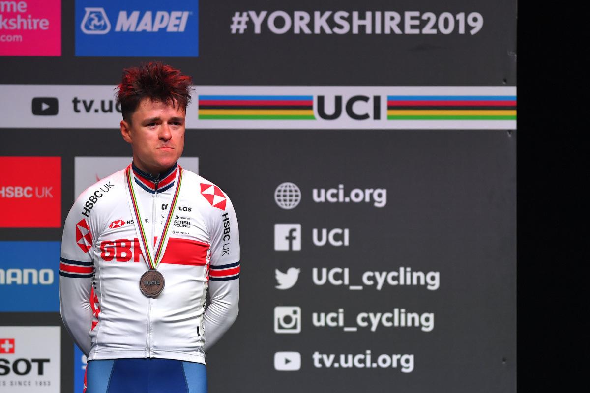 'Jeg vil blive verdensmester i alle tre discipliner' – VeloNews.com