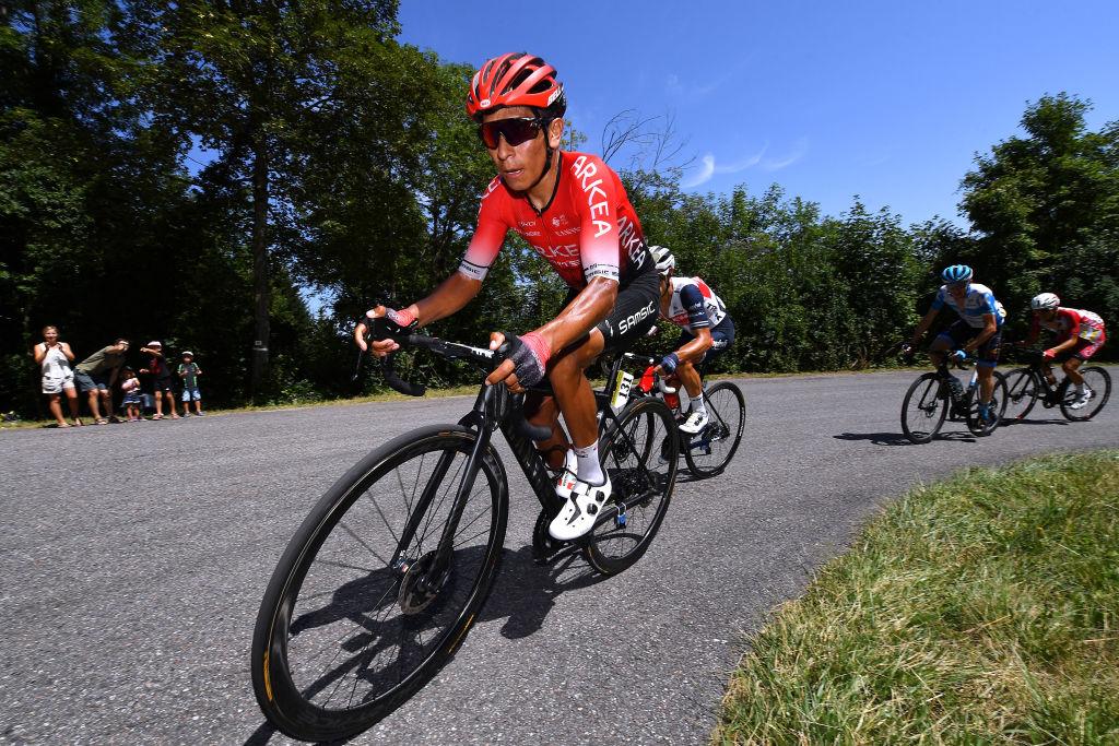 Nairo Quintana verpasst das Arkéa-Samsic-Camp vor der Saison – VeloNews.com