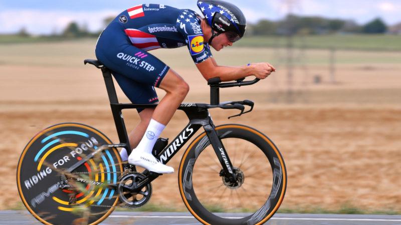 Ian Garrison restableciendo límites después de la temporada debut de WorldTour – VeloNews.com