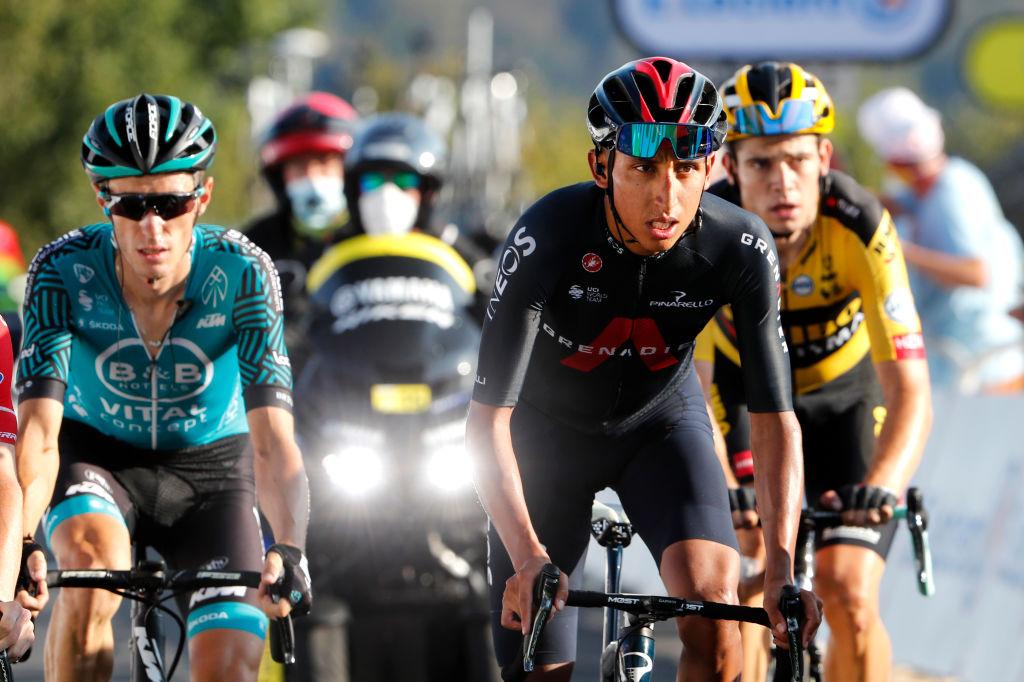 Egan Bernal kehrt zum Wettbewerb in Frankreich zurück – VeloNews.com