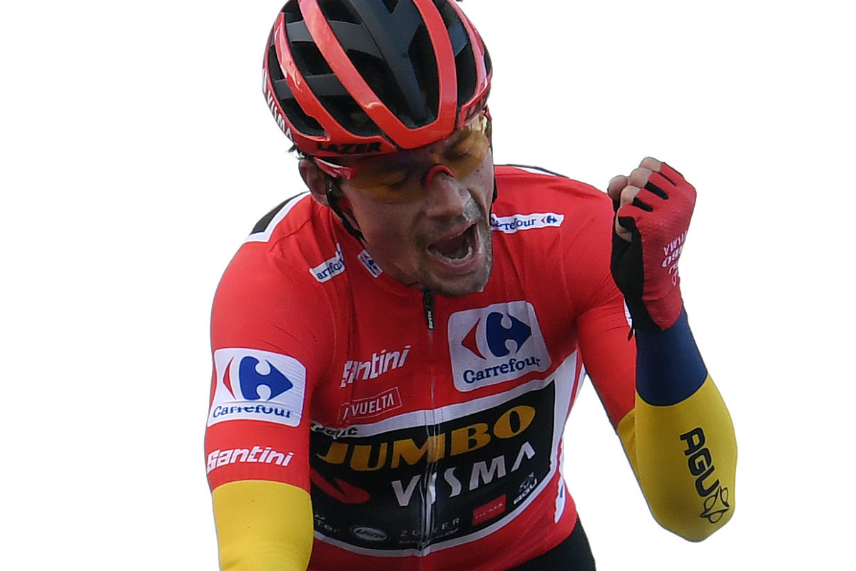 Primož Roglič reconnu athlète slovène de l'année, Wout van Aert remporte le prix Kristallen Fiets – VeloNews.com