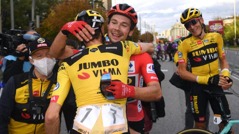 Primož Roglič wint de Vélo d'Or-prijs voor 2020 – VeloNews.com