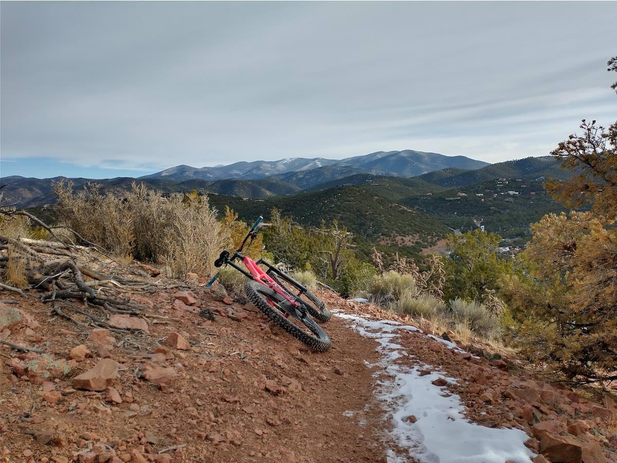 Bikerumor Pic du jour: Santa Fe, Nouveau-Mexique