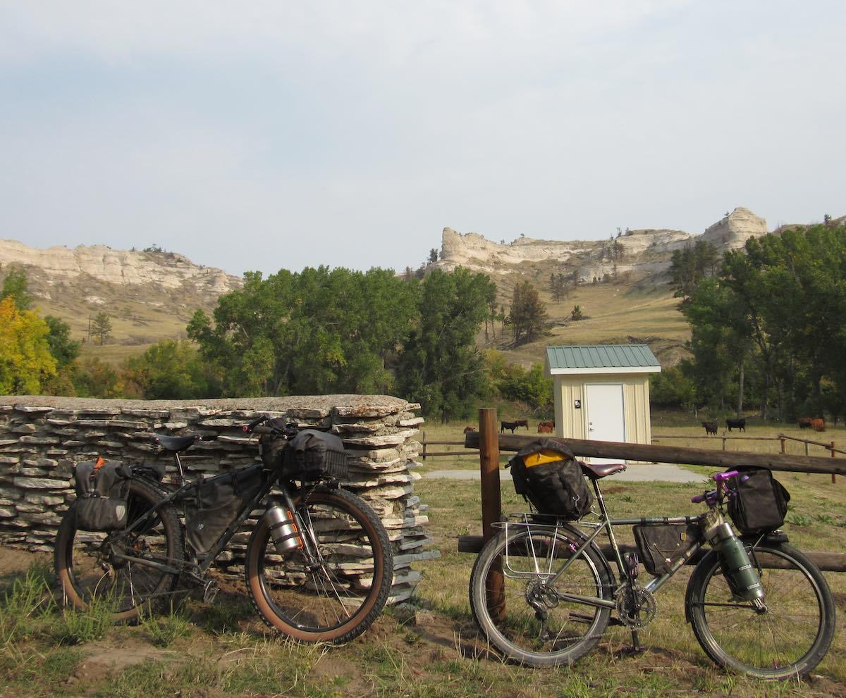 Bikerumor-Bild des Tages: Harrison, Nebraska