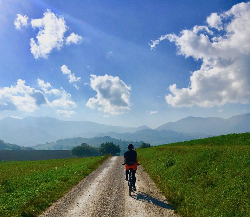Bikerumor Foto del giorno: Le Marche, Italia