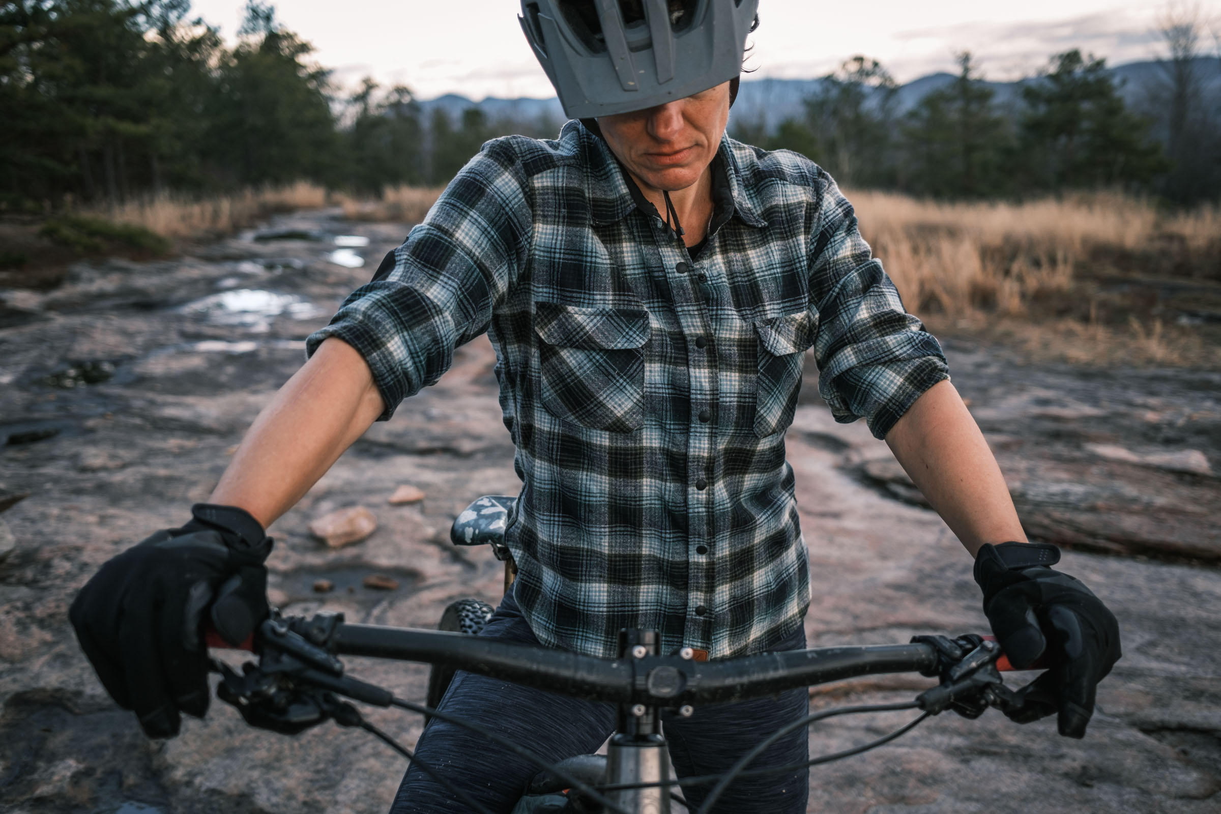 Cycling-Friendly Flannels and Bikepacking Button-Downs