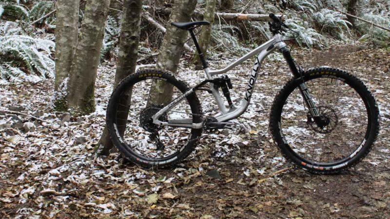First Ride: la Knolly Chilcotin 167 es una bestia de enduro finamente equilibrada