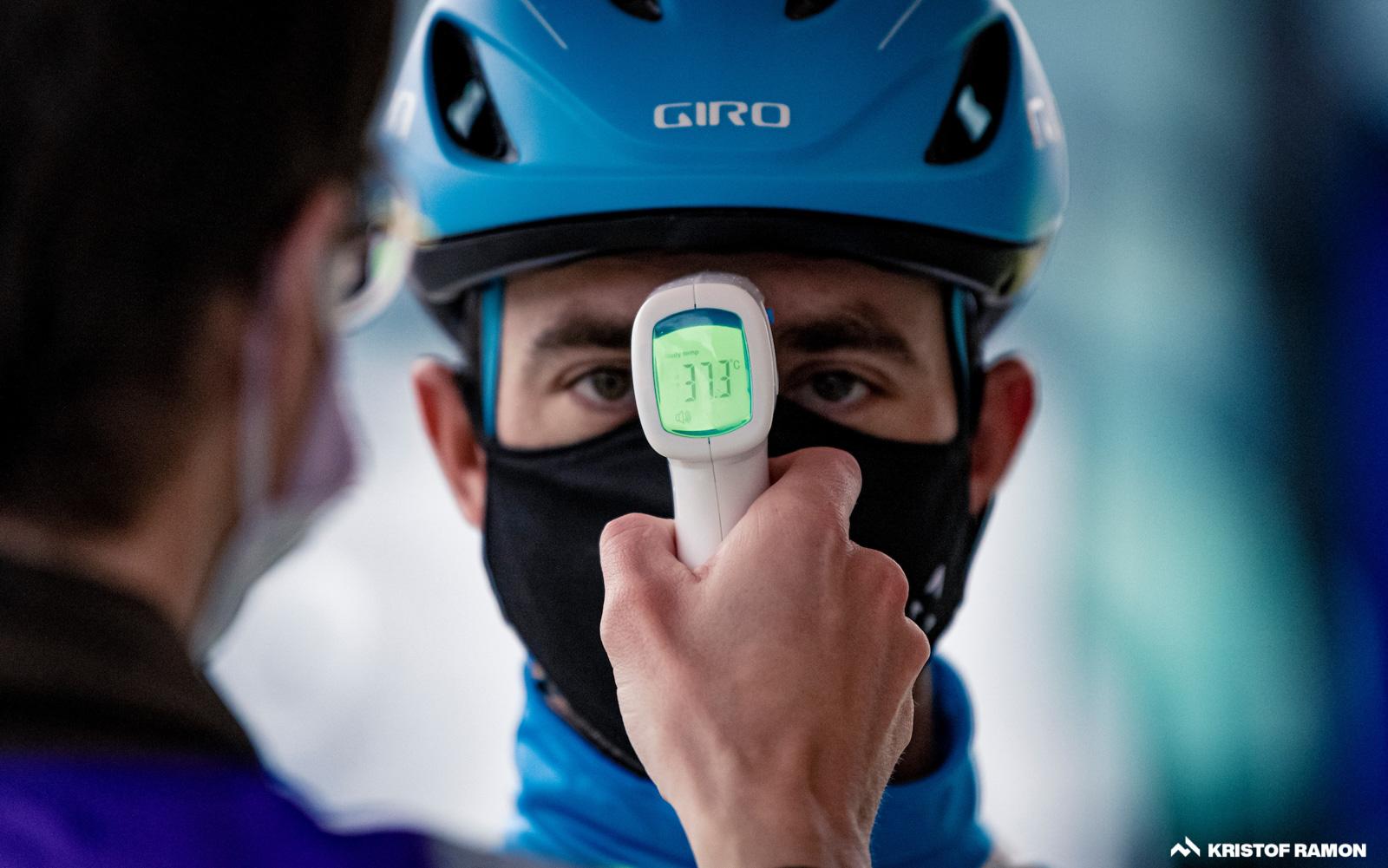 Les 10 moments les plus étranges de la saison cycliste 2020