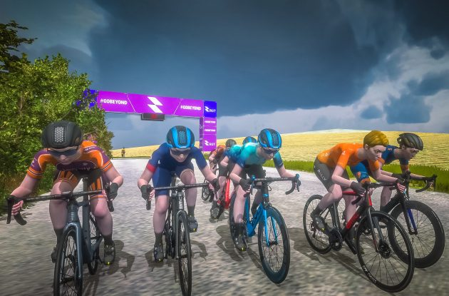 RGT Cycling launches customisable Racing Parameters function