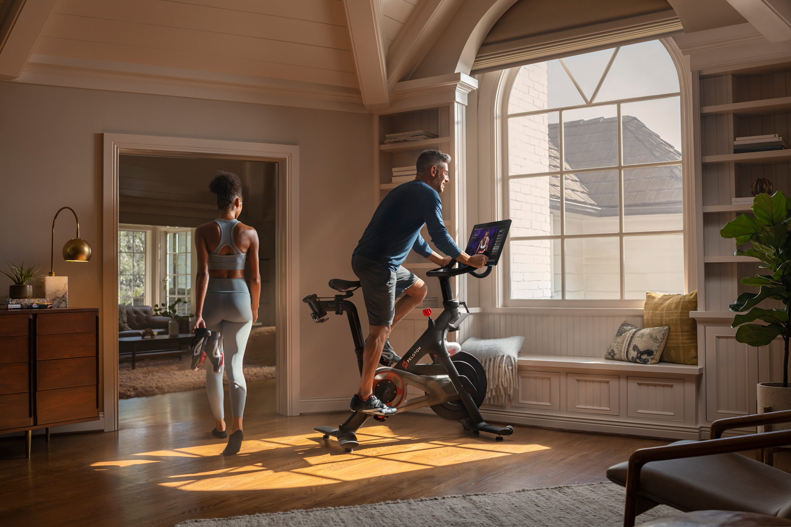 Owners of Spinning to sue Peloton for alleged patent infringement