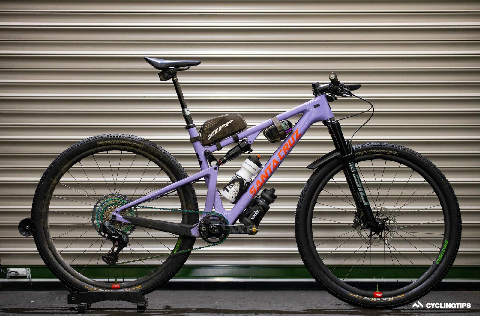 Pro Bike: Santa Cruz Blur CC kørte til en rekord på West Highland Way